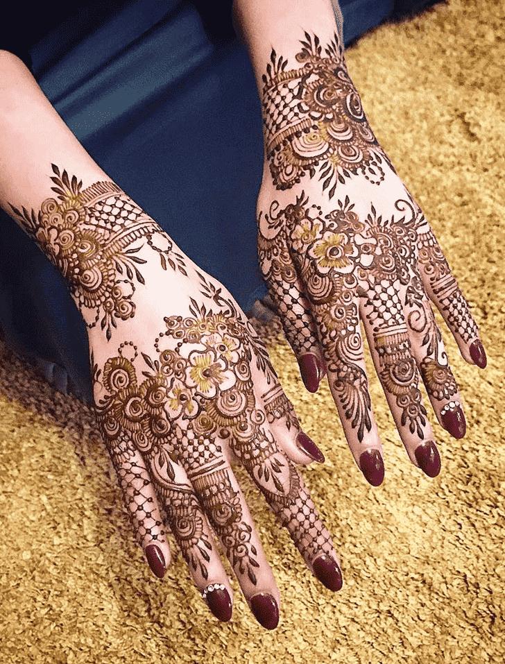 Splendid Copenhagen Henna Design