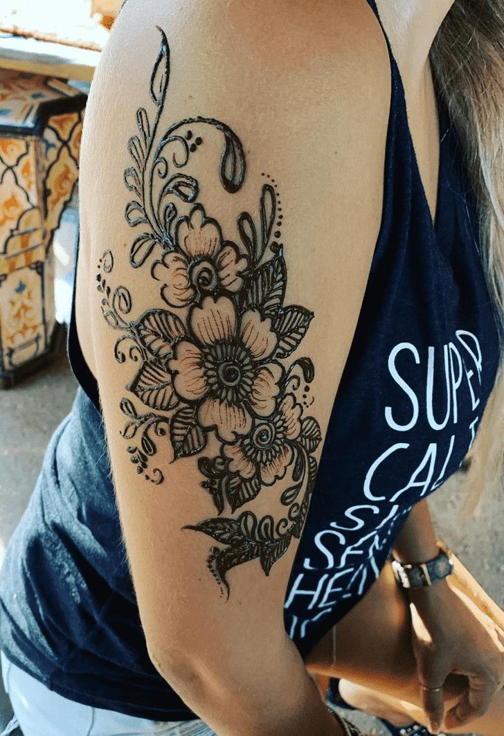 Excellent Dallas Henna Design