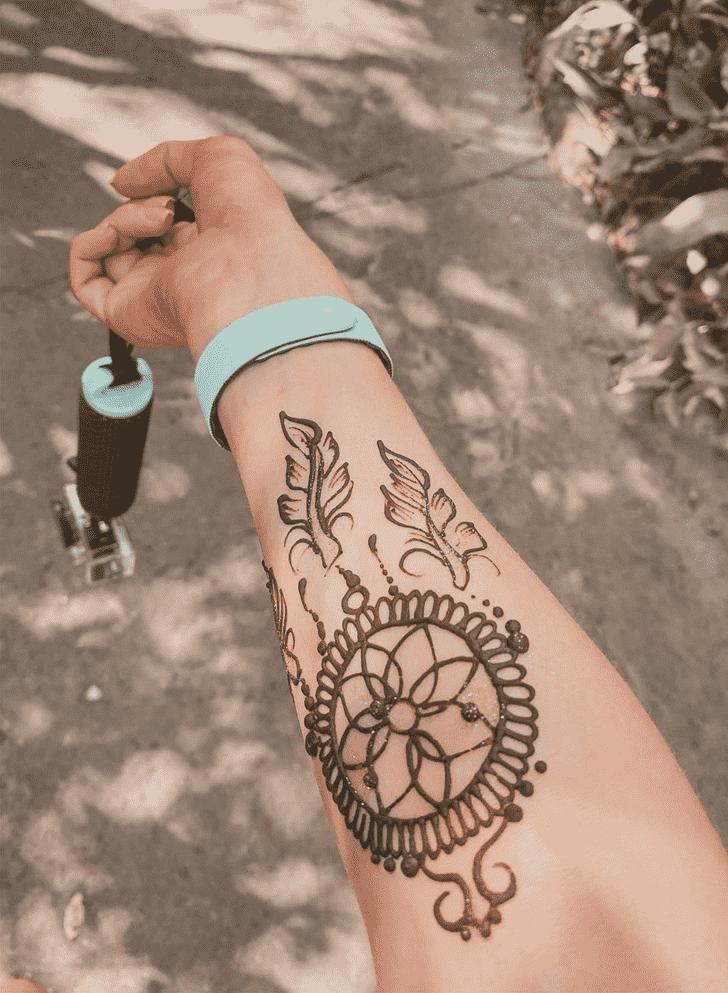 Good Looking Dallas Henna Design