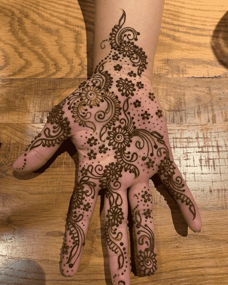 Ideal Dallas Henna Design
