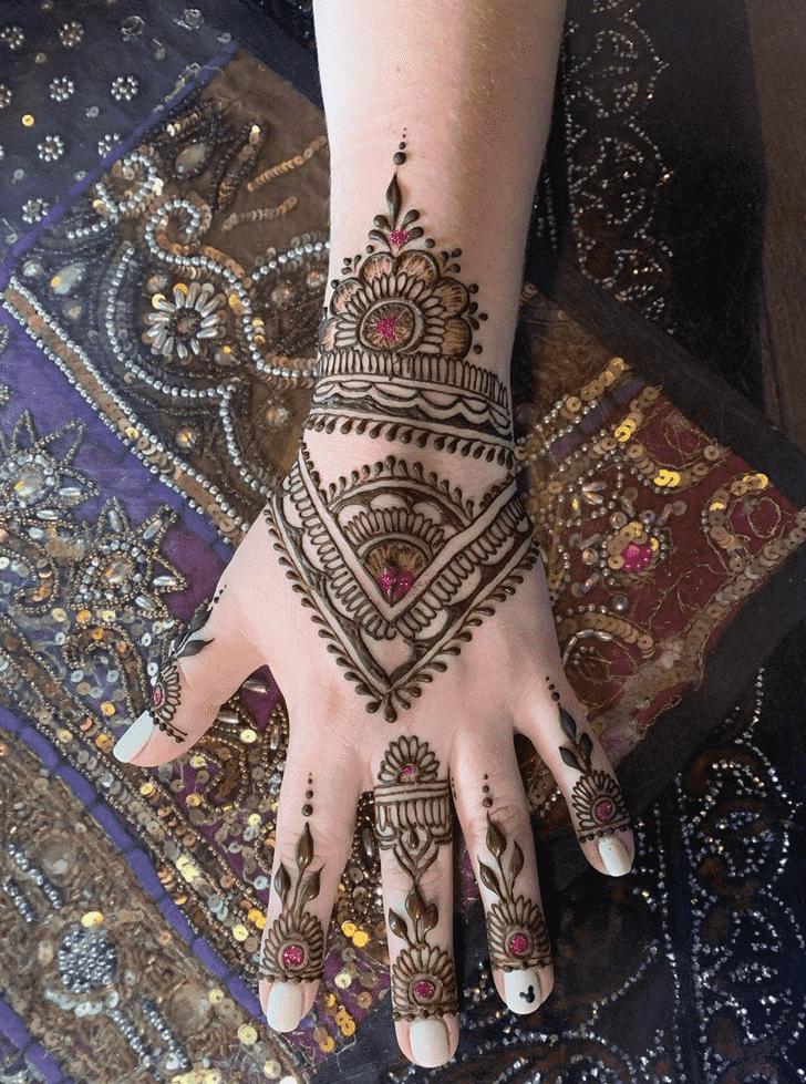 Inviting Dallas Henna Design