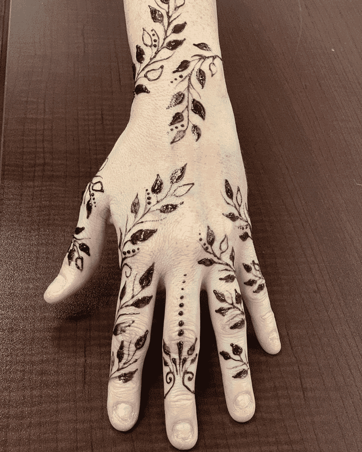 Superb Dallas Henna Design