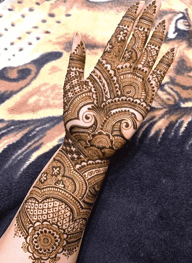 Alluring Denver Henna Design