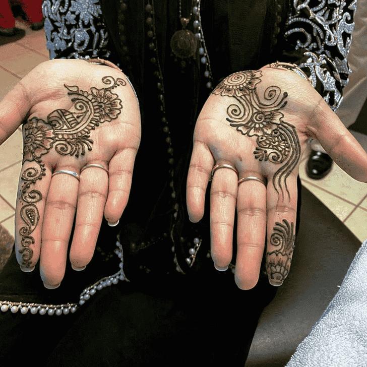 Beauteous Denver Henna Design