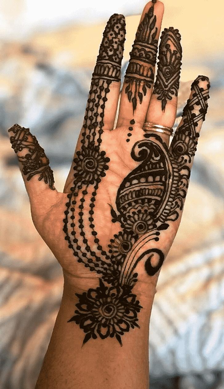 Captivating Denver Henna Design