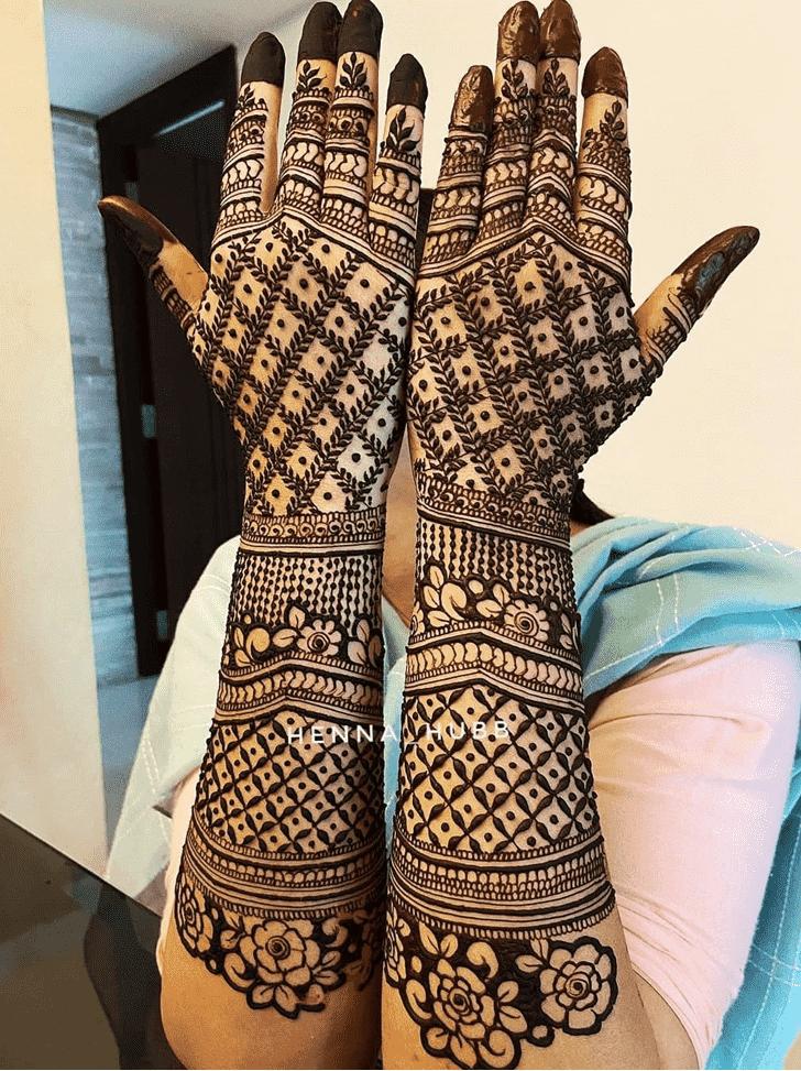 Angelic Dubai Henna Design