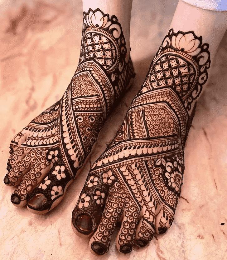 Fair Friends Henna Design