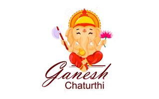 Ganesh Chaturthi Mehndi Design
