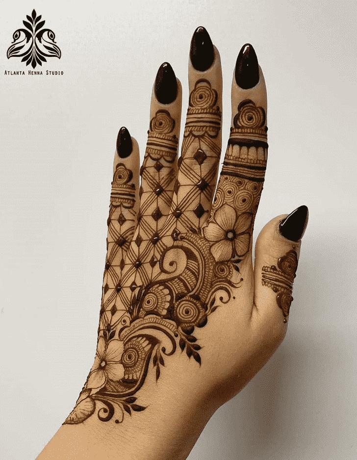 Classy Girls Henna Design