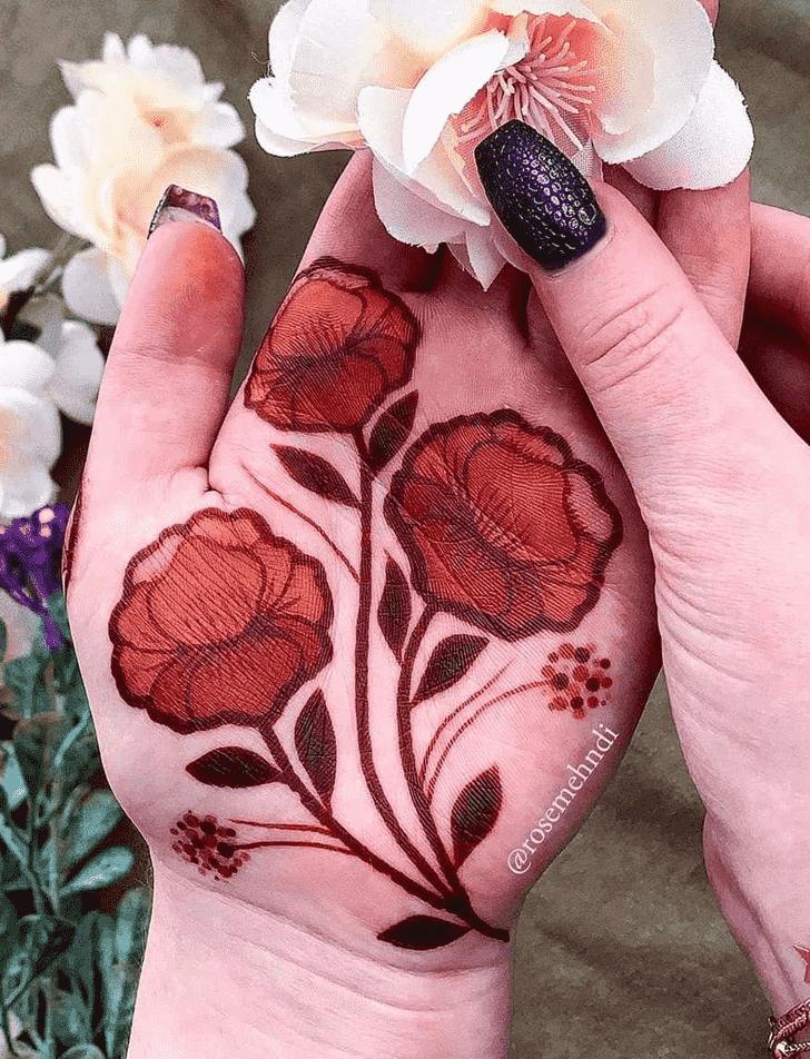 Fair Goa Henna Design