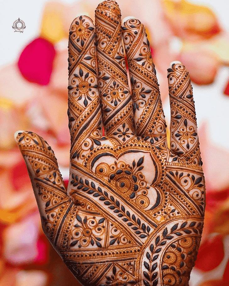 Fetching Goa Henna Design