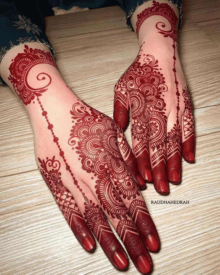 Grand Goa Henna Design