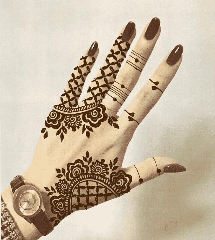 Magnificent Goa Henna Design