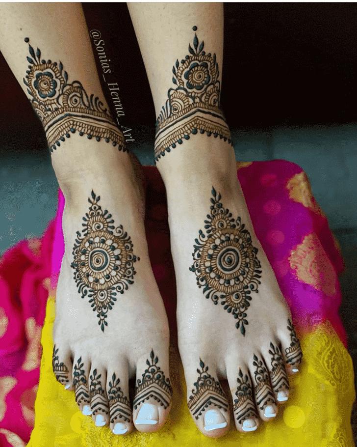 Splendid Goa Henna Design