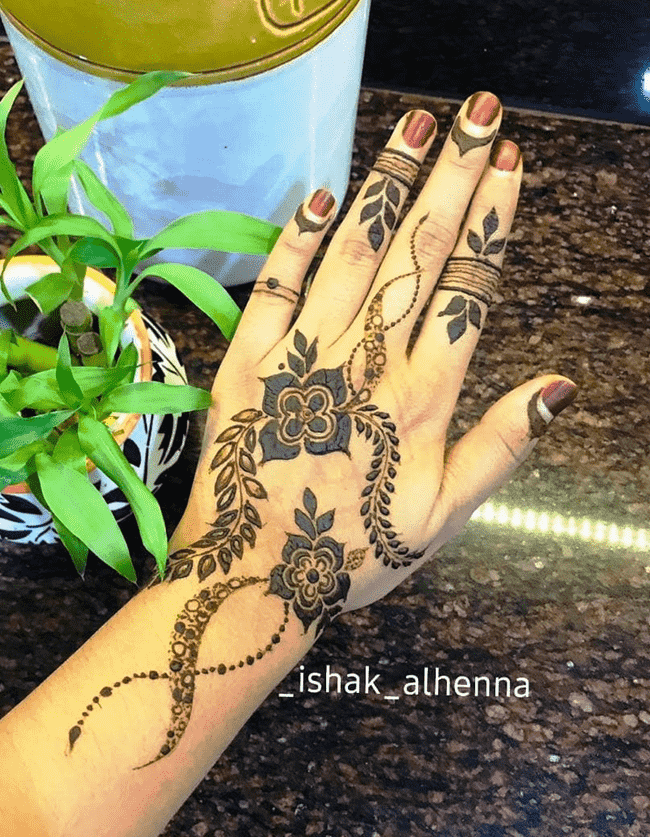 Angelic Gurgaon Henna Design