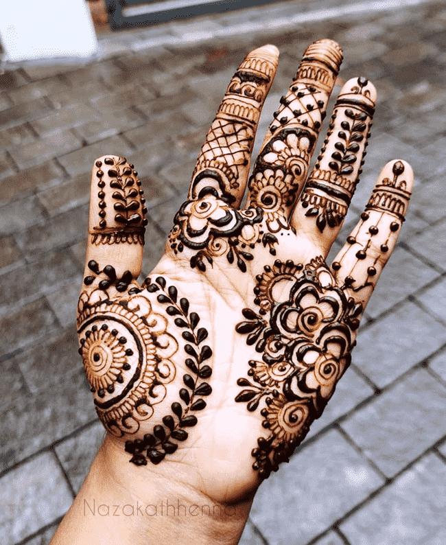 Captivating Gurgaon Henna Design