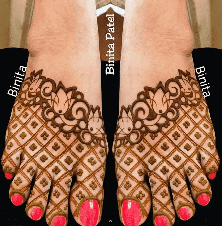 Beauteous Gurugram Henna Design