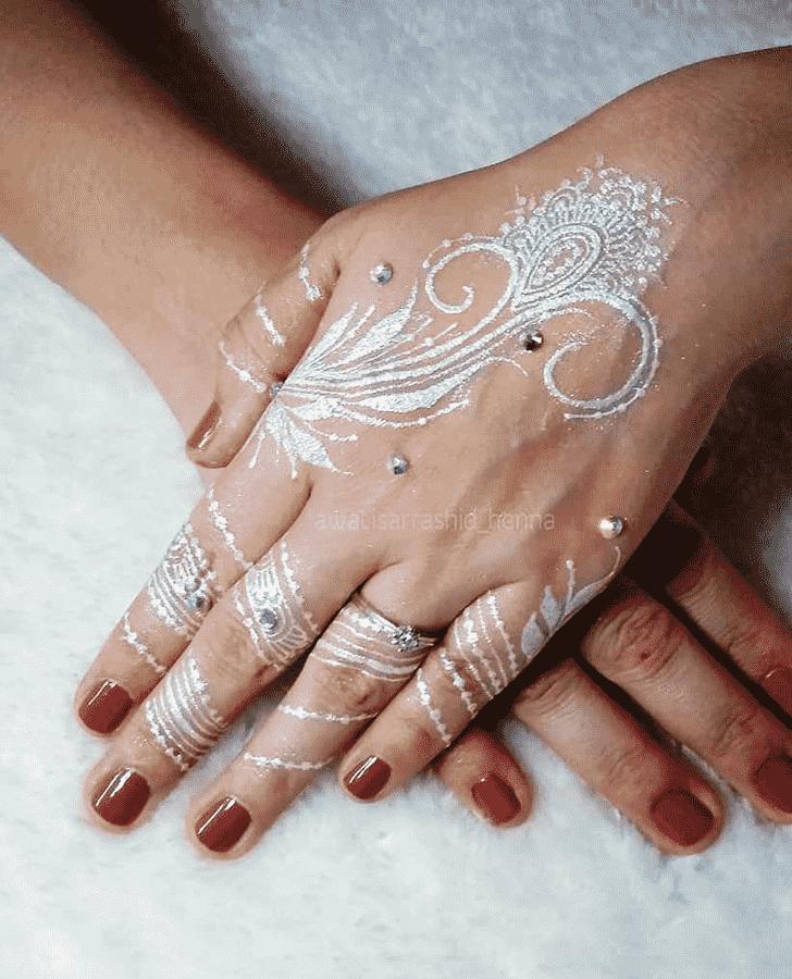 Excellent Gurugram Henna Design