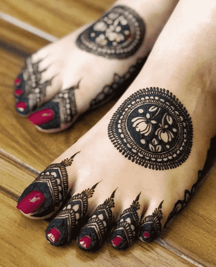 Marvelous Gurugram Henna Design