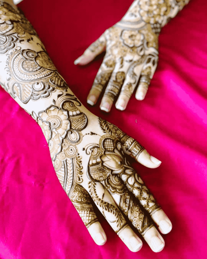 Slightly Gurugram Henna Design