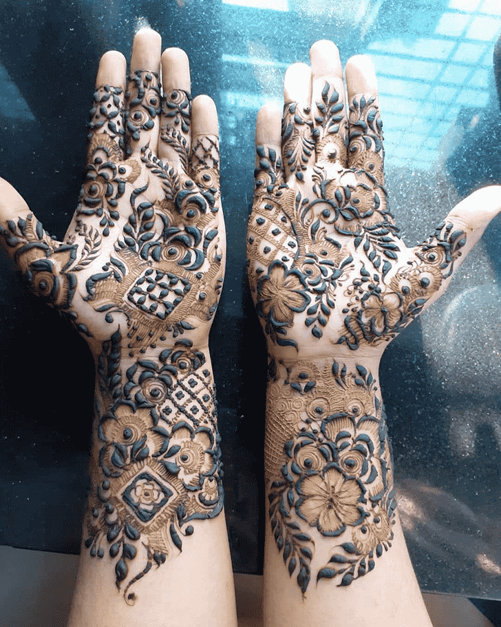 Superb Gurugram Henna Design