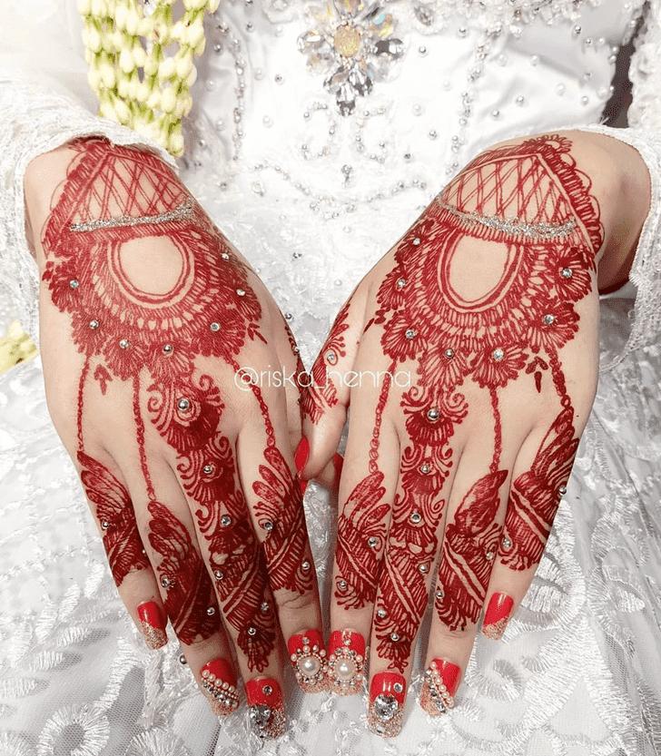 Ideal Henna Design