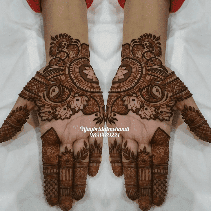 Superb Henna Design