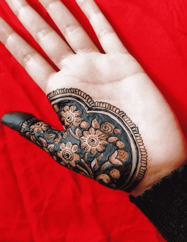Angelic Kandahar Henna Design