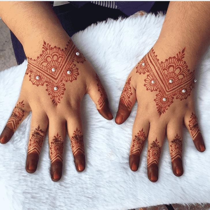 Captivating Kasol Henna Design