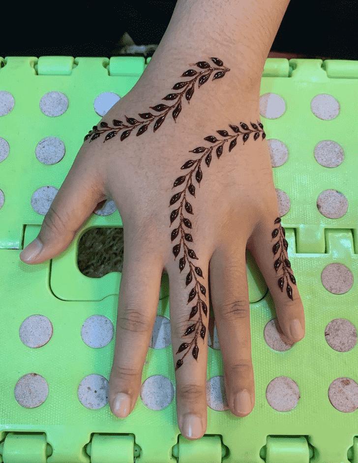 Excellent Kasol Henna Design