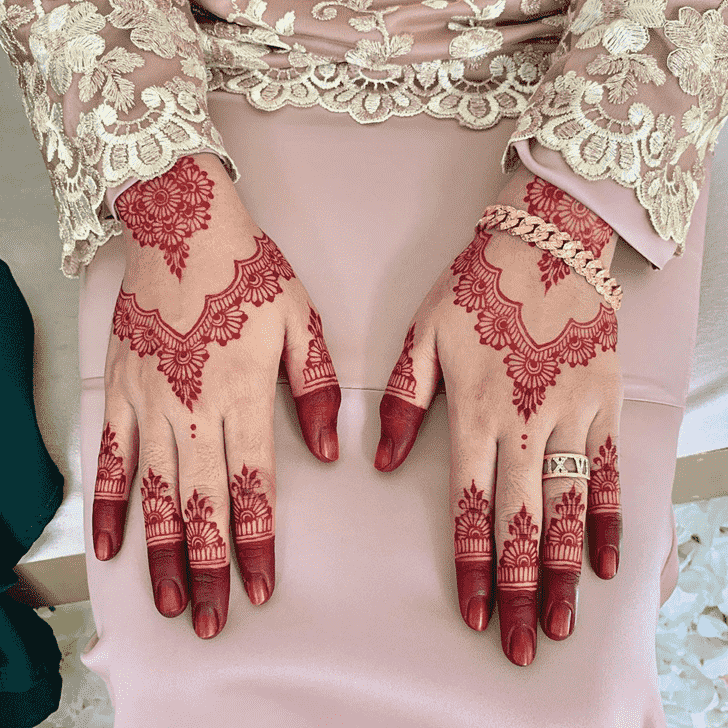 Gorgeous Kasol Henna Design