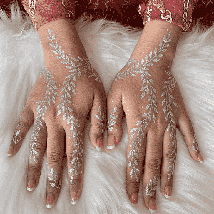 Resplendent Kasol Henna Design