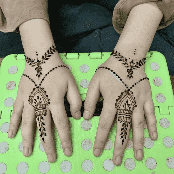 Splendid Kasol Henna Design