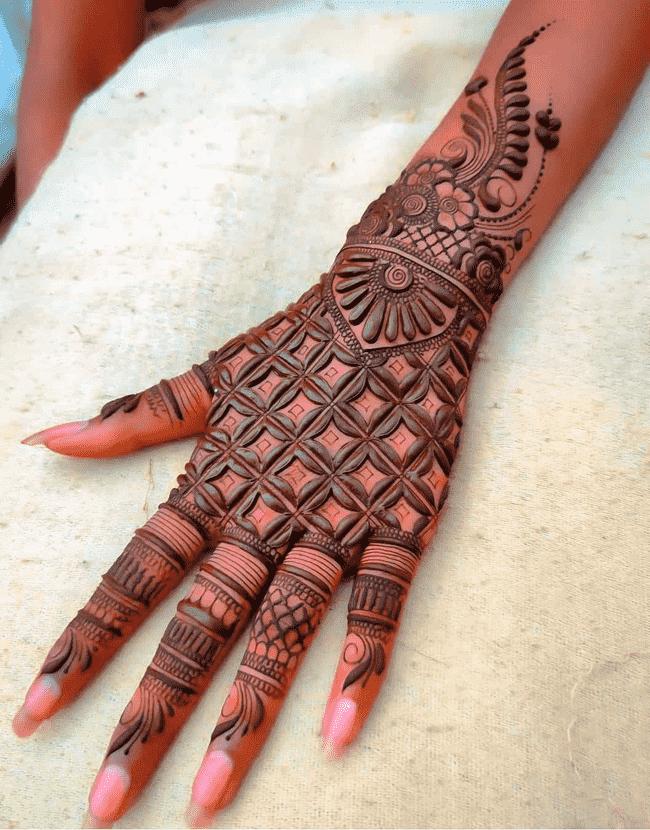 Captivating Khulna Henna Design