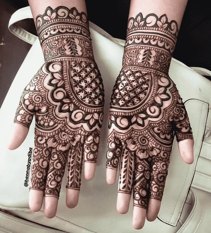 Angelic Kochi Henna Design