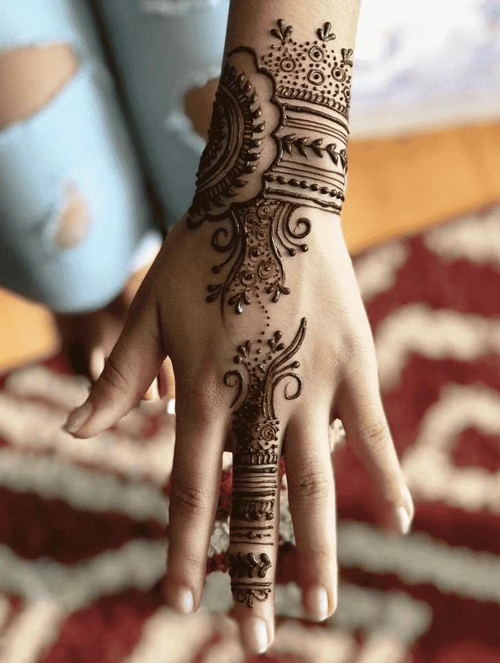 Beauteous Kochi Henna Design