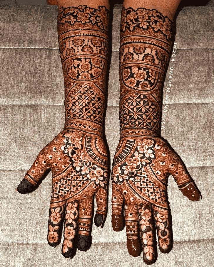 Angelic London Henna Design