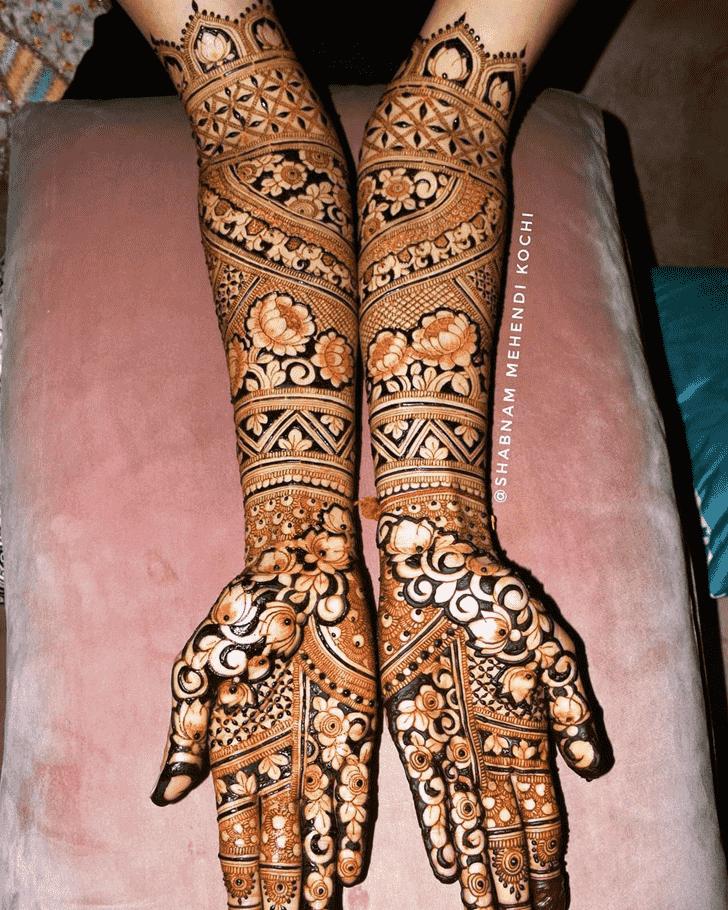 Beauteous London Henna Design