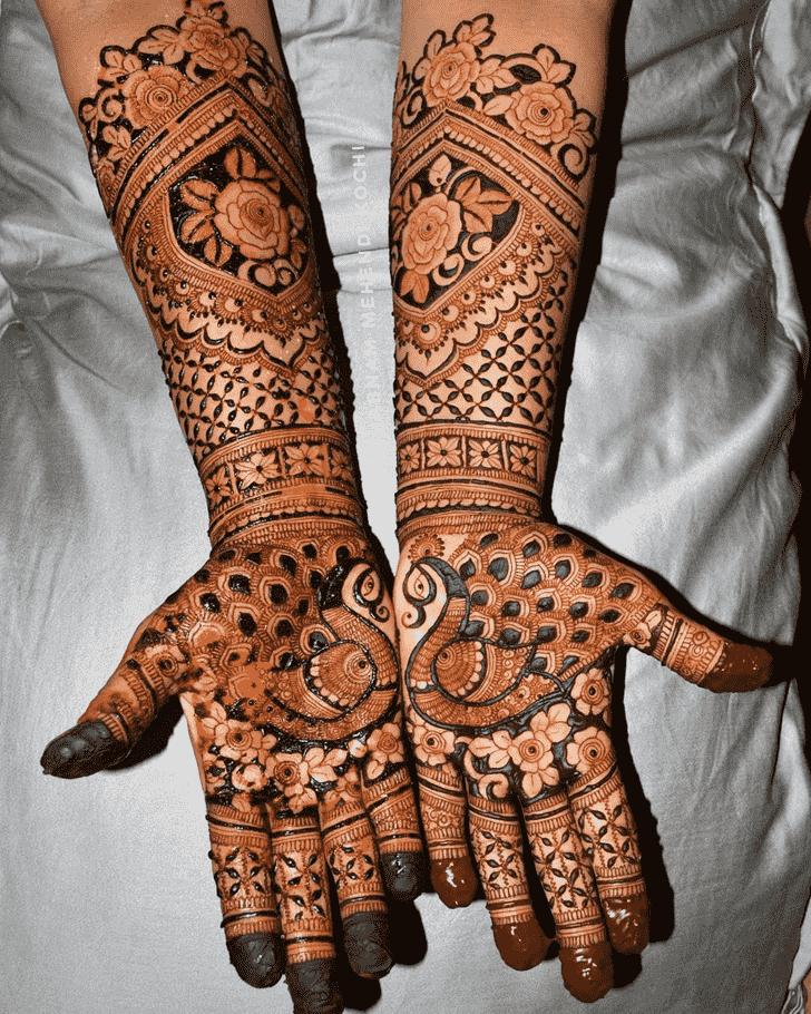 Bewitching London Henna Design