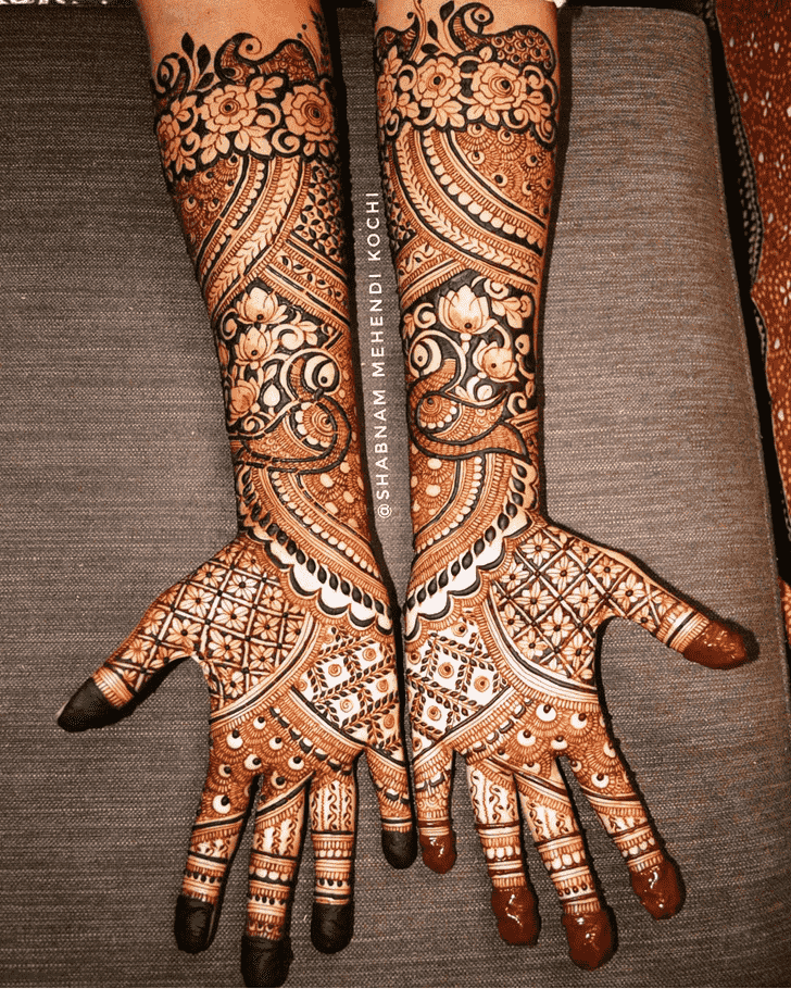 Classy London Henna Design