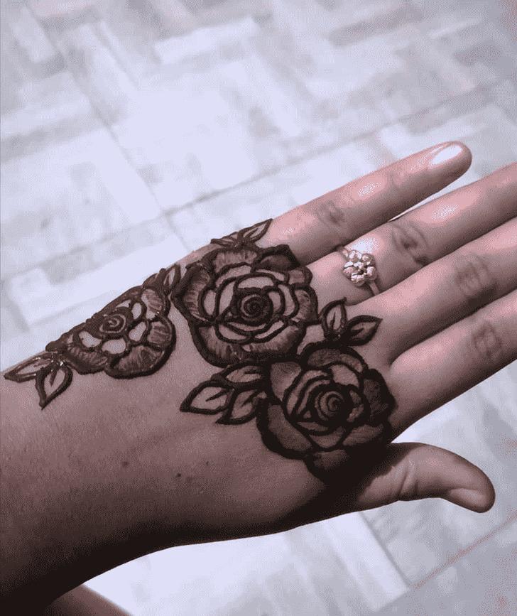 Superb Manipur Henna Design