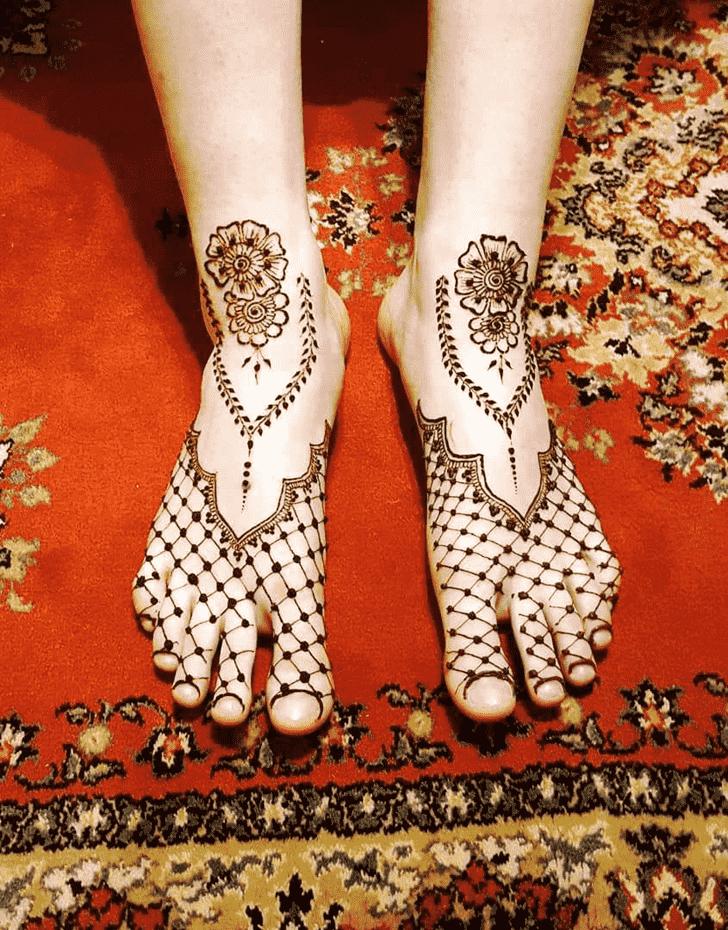 Beauteous Melbourne Henna Design