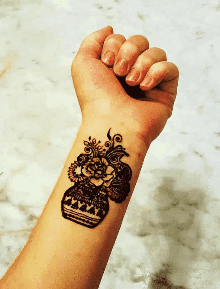 Captivating Melbourne Henna Design