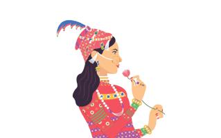 Mughlai Mehndi Design