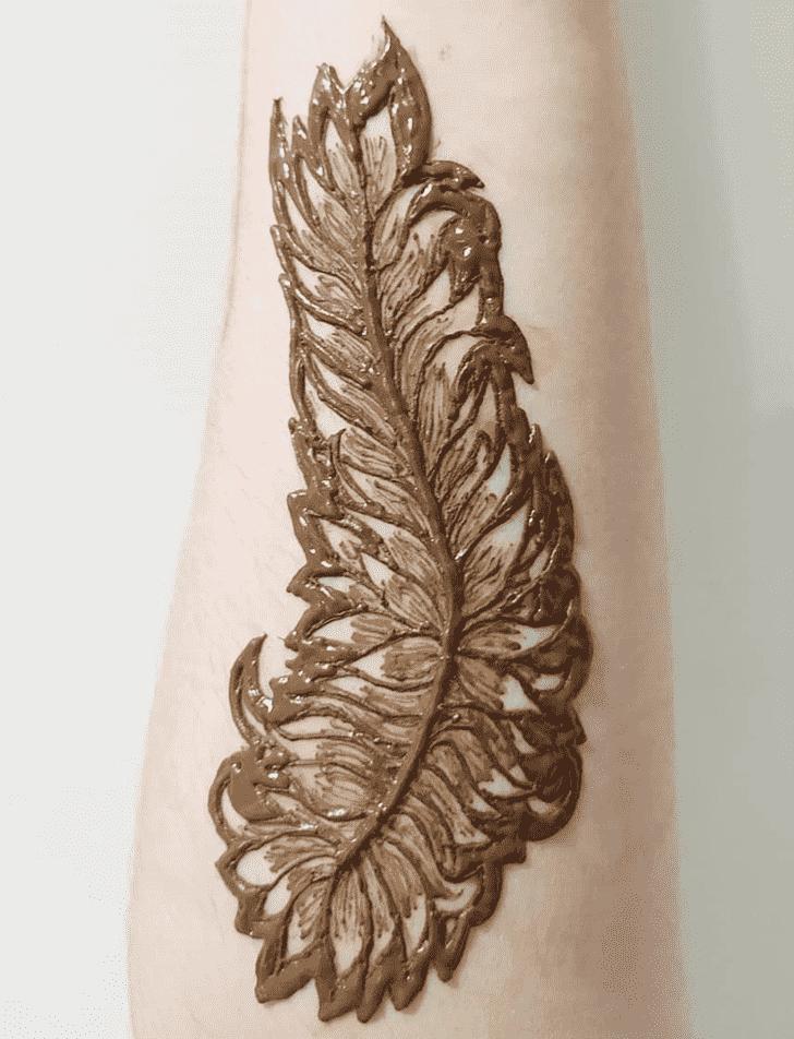 Captivating Nagpur Henna Design