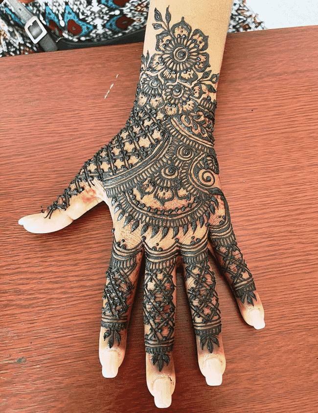 Angelic Nainital Henna Design