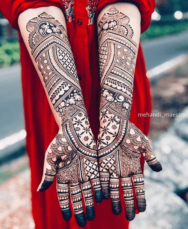 Superb Nainital Henna Design