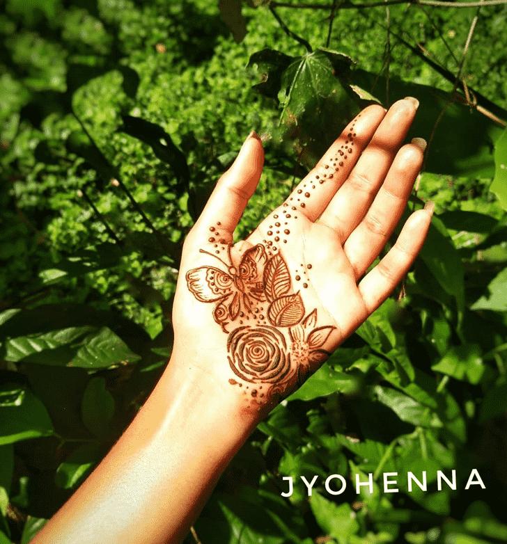 Bewitching Nasik Henna Design