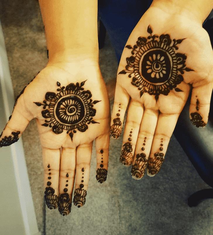 Beauteous Noida Henna Design