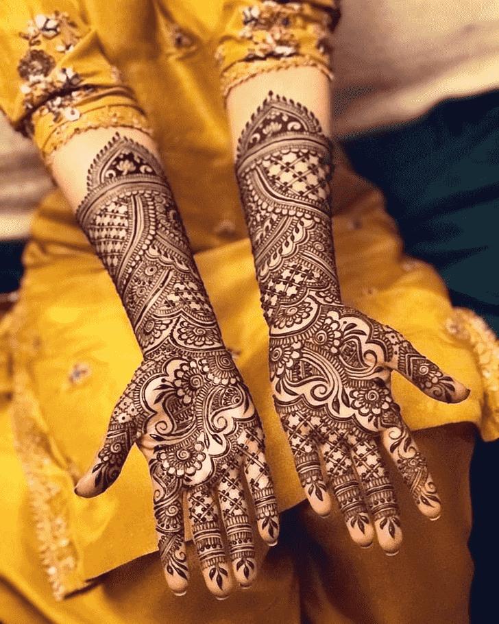 Excellent Noida Henna Design